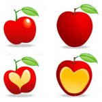 Red Apples Set